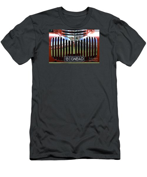 Bignbad Chevrolet Grille 01 Men's T-Shirt (Athletic Fit)