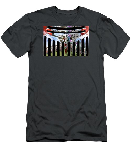 Chevrolet Grille 02 Men's T-Shirt (Athletic Fit)