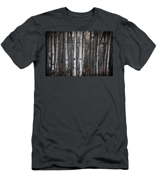 Birches Men's T-Shirt (Athletic Fit)