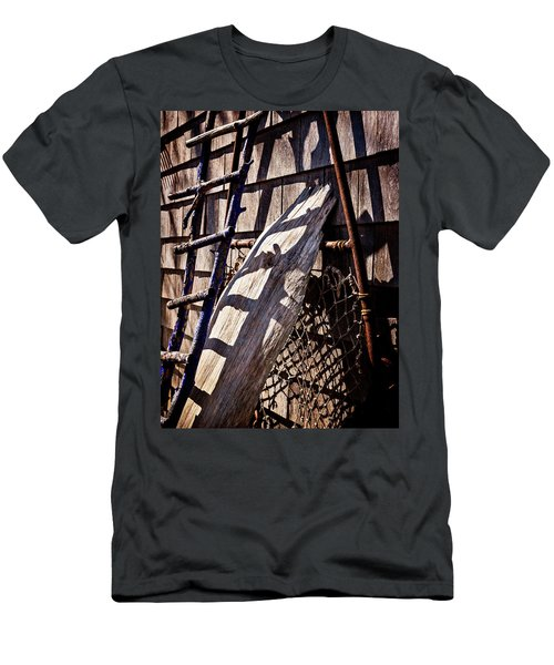 Bird Barn Details Men's T-Shirt (Athletic Fit)