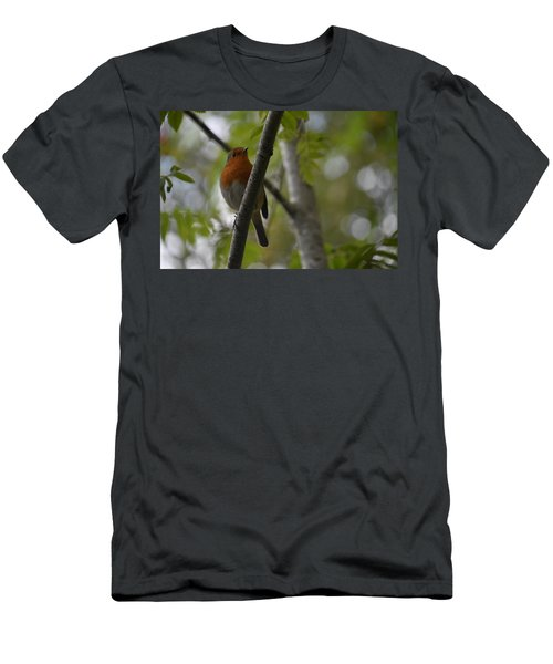 Bird Men's T-Shirt (Athletic Fit)