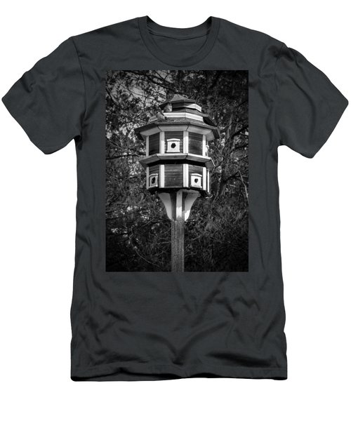 Bird House Men's T-Shirt (Athletic Fit)