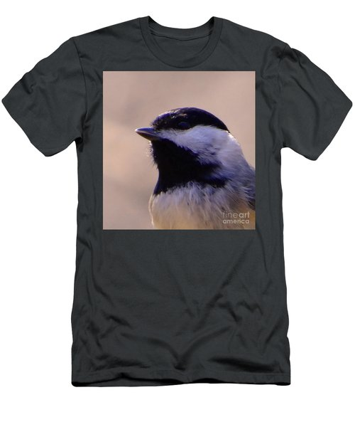 Men's T-Shirt (Slim Fit) featuring the photograph Bird Photography Series Nmb 2 by Elizabeth Coats