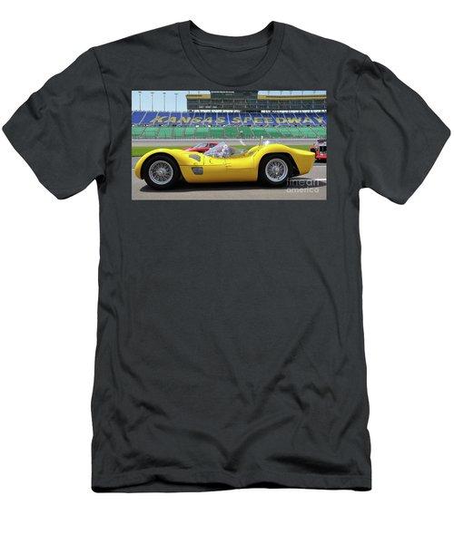 Birdcage Men's T-Shirt (Athletic Fit)