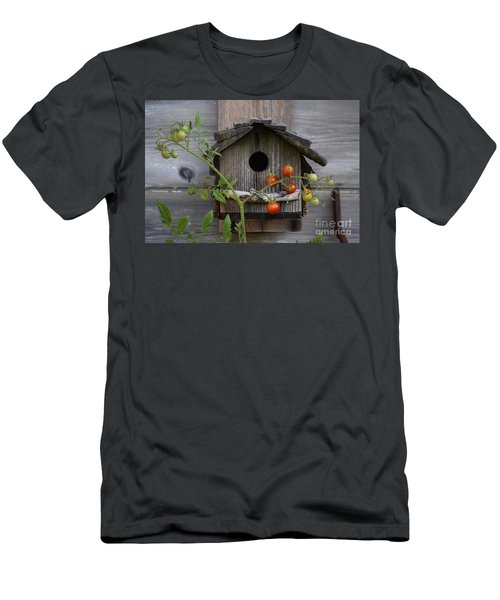 Birdhouse Men's T-Shirt (Athletic Fit)