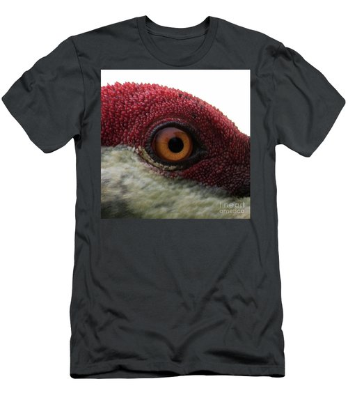 Men's T-Shirt (Slim Fit) featuring the photograph Birds Eye by Brian Jones