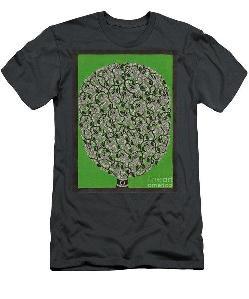 Birds Men's T-Shirt (Athletic Fit)