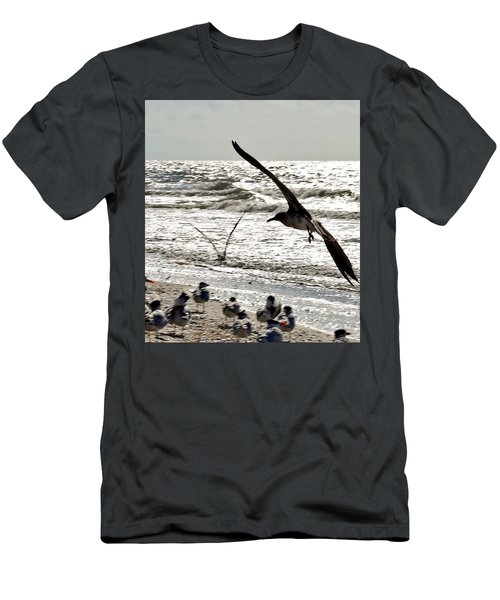 Birds World Men's T-Shirt (Athletic Fit)