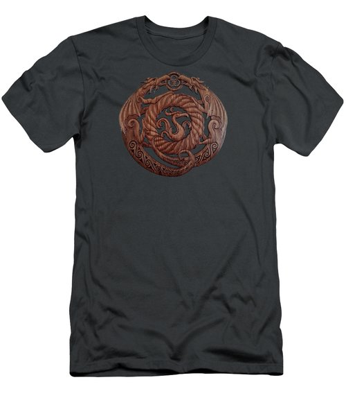 Birth Of The Phoenix Men's T-Shirt (Athletic Fit)