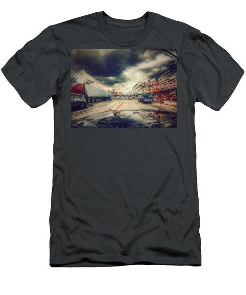 Bishop Ca.  Men's T-Shirt (Athletic Fit)