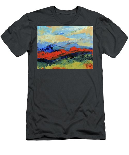 Bishop Mountains - Fall 2016 Men's T-Shirt (Athletic Fit)