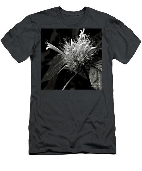 Bizarre Flower Charm Men's T-Shirt (Athletic Fit)