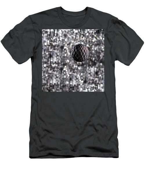 Men's T-Shirt (Slim Fit) featuring the photograph Black Christmas by Ulrich Schade
