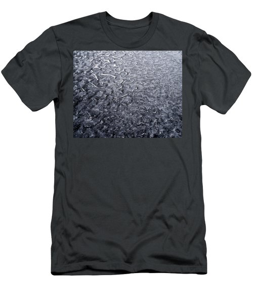 Black Ice Men's T-Shirt (Athletic Fit)