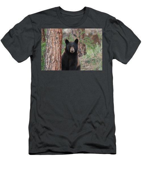 Blackbear2 Men's T-Shirt (Athletic Fit)