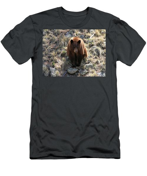 Blackbear4 Men's T-Shirt (Athletic Fit)
