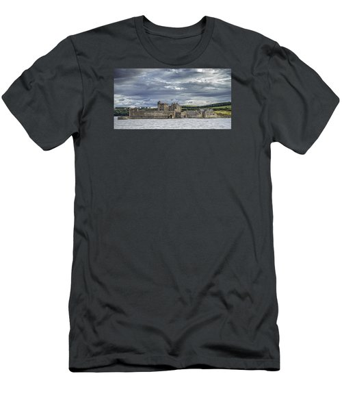 Blackness Castle Men's T-Shirt (Athletic Fit)