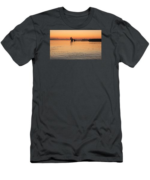 Blackrock Sunset Men's T-Shirt (Athletic Fit)