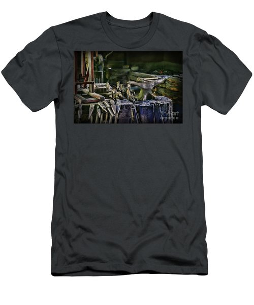 Blacksmith - This Is My Anvil Men's T-Shirt (Athletic Fit)