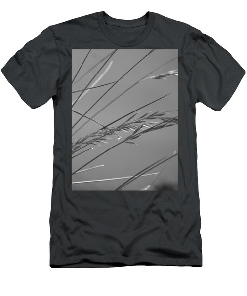 Blades Of Gray Men's T-Shirt (Athletic Fit)