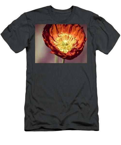 Blazing Men's T-Shirt (Athletic Fit)