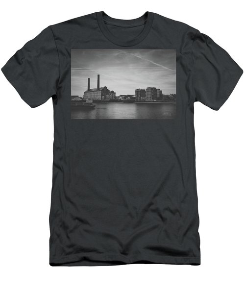 Bleak Industry Men's T-Shirt (Slim Fit) by Joseph Westrupp