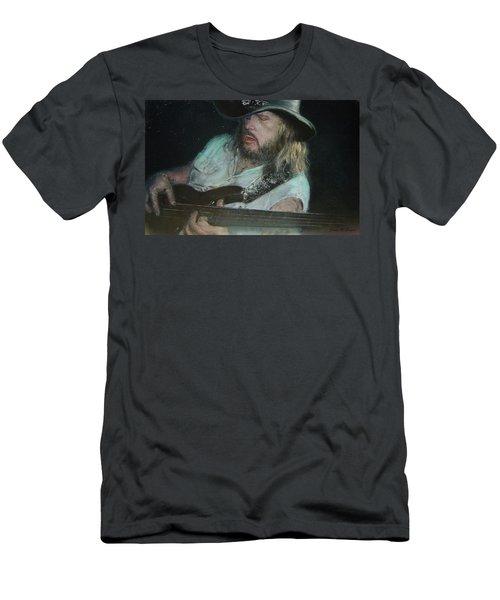 Blues Traveler Men's T-Shirt (Athletic Fit)