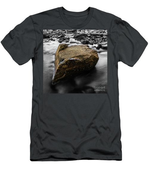 Blonde Rock Men's T-Shirt (Athletic Fit)