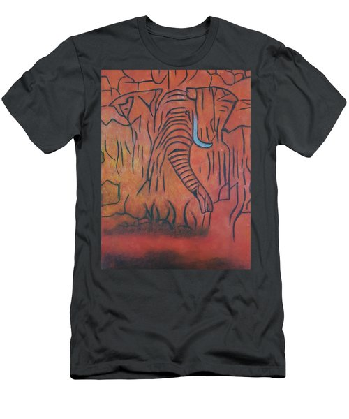 Blood Ivory Men's T-Shirt (Athletic Fit)