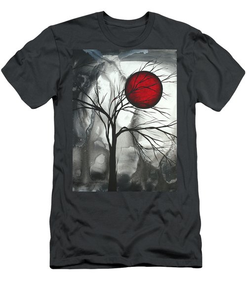 Blood Of The Moon 2 By Madart Men's T-Shirt (Athletic Fit)