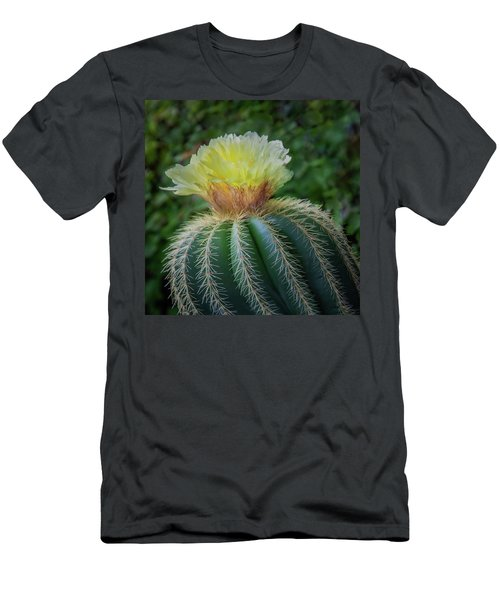 Blooming Cactus Men's T-Shirt (Athletic Fit)