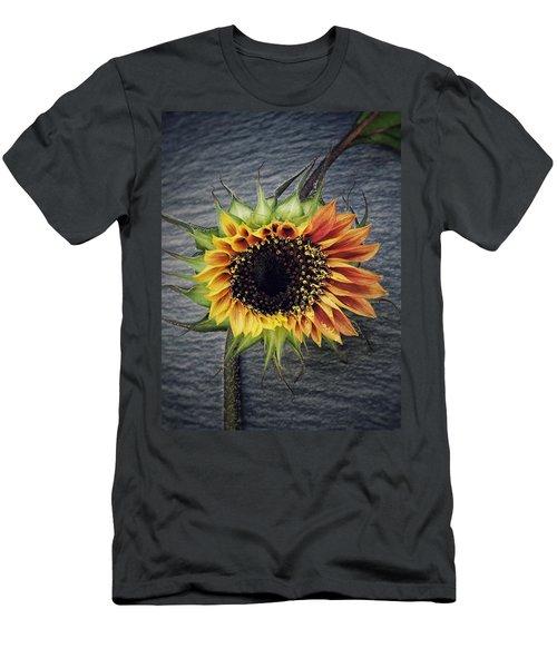 Blooming Men's T-Shirt (Slim Fit) by Karen Stahlros