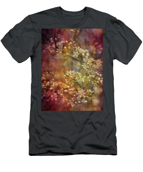 Blossoms 9664 Idp_2 Men's T-Shirt (Athletic Fit)