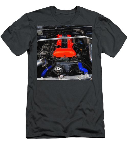 Blown Nissan Men's T-Shirt (Athletic Fit)