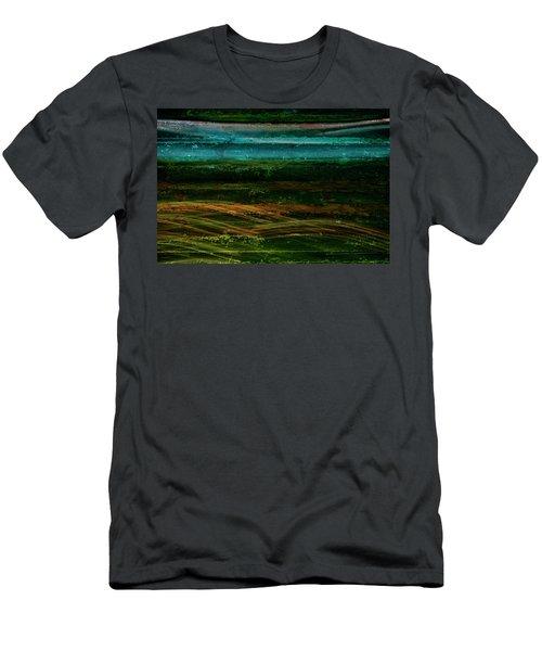 Blue Canoe Men's T-Shirt (Athletic Fit)