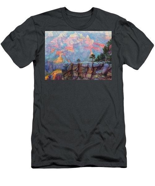 Blue Depths Men's T-Shirt (Athletic Fit)