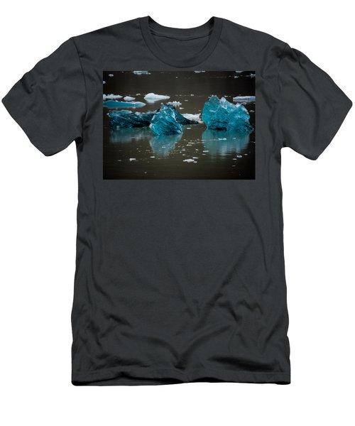 Blue Gems Men's T-Shirt (Athletic Fit)