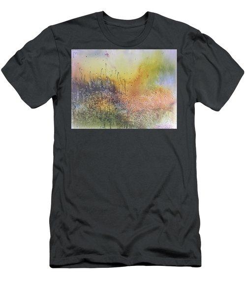 Blue Haze Men's T-Shirt (Athletic Fit)