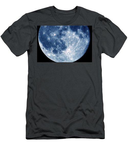 Blue Moon 7-31-15 Men's T-Shirt (Athletic Fit)