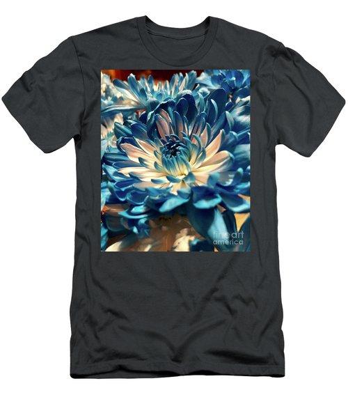 Blue Mum Men's T-Shirt (Athletic Fit)