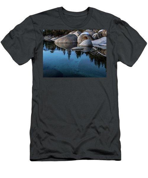 Blue Reflections Men's T-Shirt (Athletic Fit)