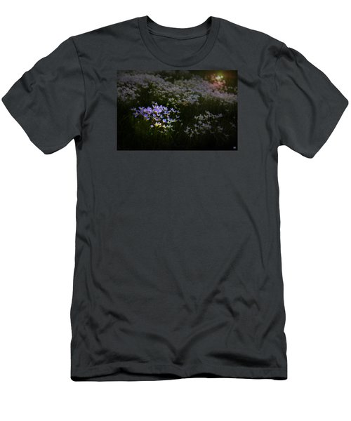 Bluets In Momentary Light Men's T-Shirt (Athletic Fit)