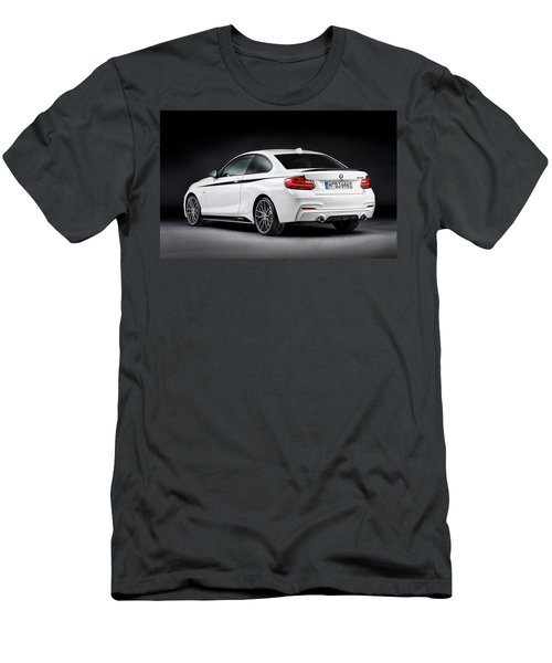 Bmw 2 Series Men's T-Shirt (Athletic Fit)