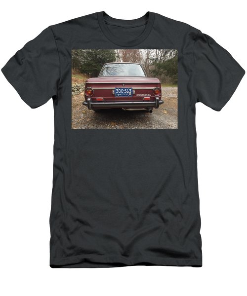 Bmw 2002tii Men's T-Shirt (Athletic Fit)