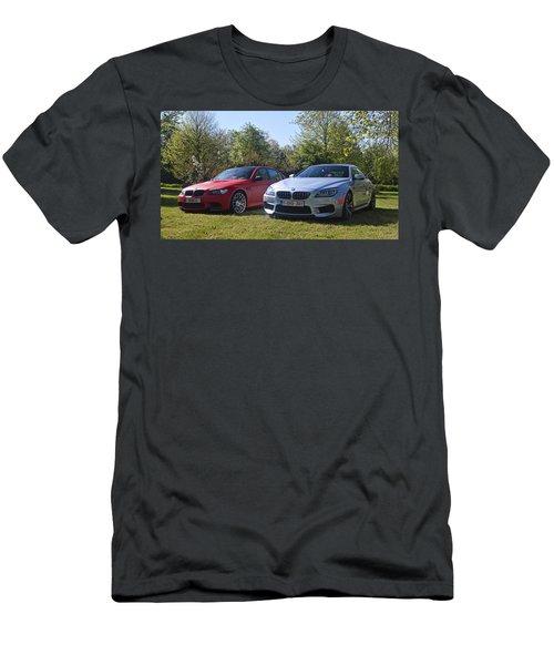 Bmw M6 Gran Coupe Men's T-Shirt (Athletic Fit)