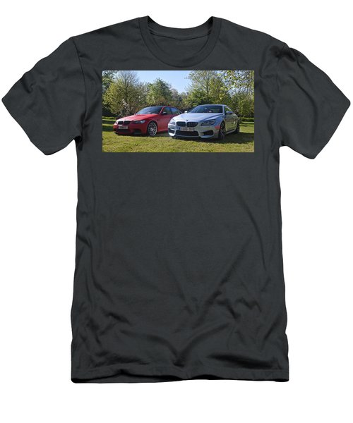 Bmw M6 Gran Coupe Men's T-Shirt (Athletic Fit)