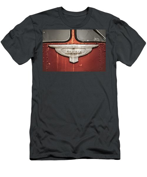 Bob Wills And His Texas Playboys Tour Bus Men's T-Shirt (Athletic Fit)