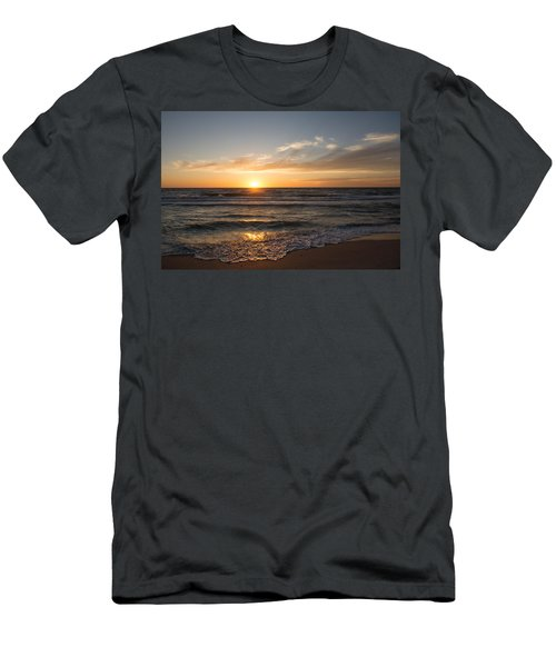 Boca Grande Sunset Men's T-Shirt (Slim Fit) by John Black