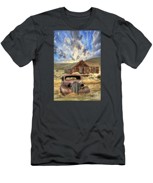 Bodie Ghost Town Men's T-Shirt (Athletic Fit)