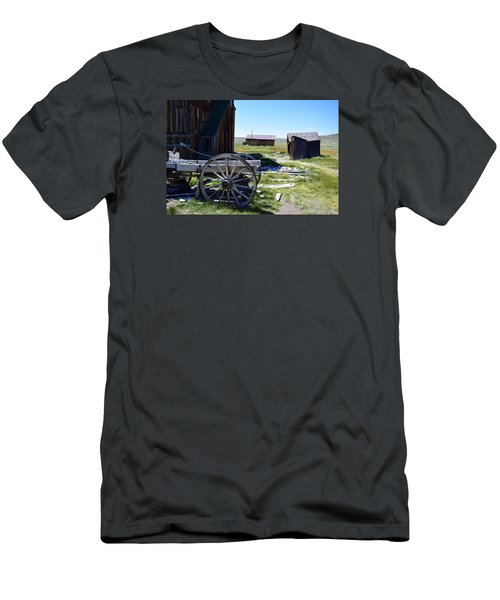 Bodie Wagon Men's T-Shirt (Athletic Fit)